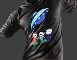 mahadihasan44 tarafından Looking for a T-shirt design using company mascots için no 116