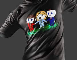 mahadihasan44 tarafından Looking for a T-shirt design using company mascots için no 118