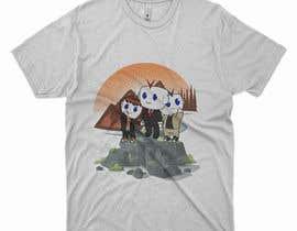 hossainrazib0811 tarafından Looking for a T-shirt design using company mascots için no 125