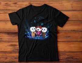 skhawathosensk tarafından Looking for a T-shirt design using company mascots için no 122