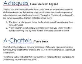 #124 cho Furniture Shop Branding bởi Niyazov