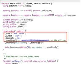 Nro 10 kilpailuun Create BEP20 / ERC20 (Ethereum) Token (Burnable, Mintable) käyttäjältä globalwebindia