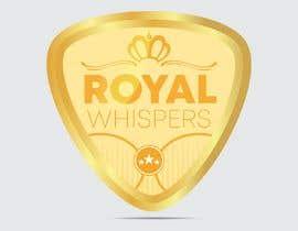 #224 cho Royal Whispers - design a label bởi sohag247