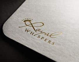 #176 for Royal Whispers - design a label by mdidrisa54