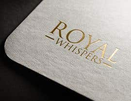 #82 for Royal Whispers - design a label by mostmayaakter320