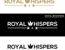 Nro 215 kilpailuun Royal Whispers - design a label käyttäjältä alifakh05
