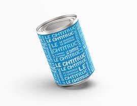 #38 untuk Need a tin can sticker in three colours versions oleh AbuSufian123311