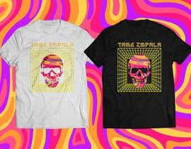 #33 cho Create a cool psychedelic band t-shirt bởi tubagusiqbal