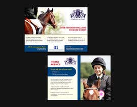#8 for Design von Drucksorten for a company flyer af cowboyrg