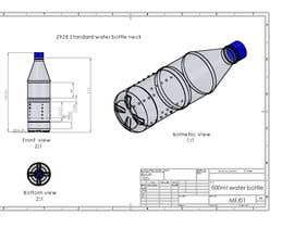 #150 for Plastic Bottle design: by muditha77supun