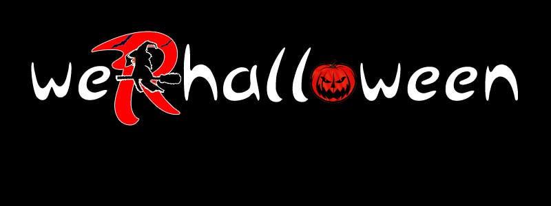 Penyertaan Peraduan #70 untuk design halloween logo