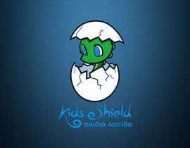 DanielAlbino tarafından Σχεδιάστε ένα Λογότυπο for Kids Shield için no 1