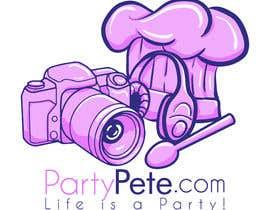 #164 para New illustration/logo for PartyPete.com de MJSkll