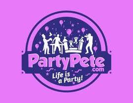 #334 para New illustration/logo for PartyPete.com de barbarart