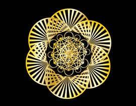 #8 for Sacred Geometry T-Shirt af nayonmonidas