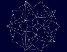 #48 for Sacred Geometry T-Shirt af SALESFORCE76