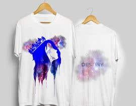 #4 for Ruler of my destiny t-shirt by khaledgamalibrah