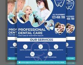 nº 80 pour diseño flyer clínica dental par joyantabanik8881