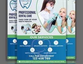 nº 81 pour diseño flyer clínica dental par joyantabanik8881
