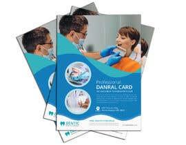 nº 23 pour diseño flyer clínica dental par asma4ft