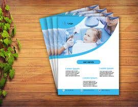 nº 29 pour diseño flyer clínica dental par mdtamimhosen51
