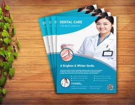 nº 35 pour diseño flyer clínica dental par mdtamimhosen51