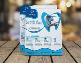 nº 66 pour diseño flyer clínica dental par mdimran151289