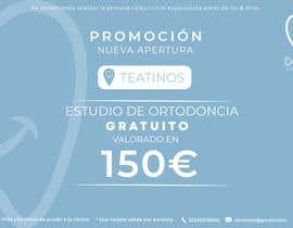 #45 for Tarjeta regalo de estudio de ortodoncia by TobiOros