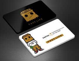 #146 untuk Fast life business cards oleh Enayeth2552