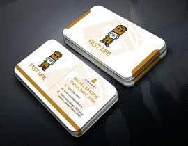 #5 untuk Fast life business cards oleh mysdsgn