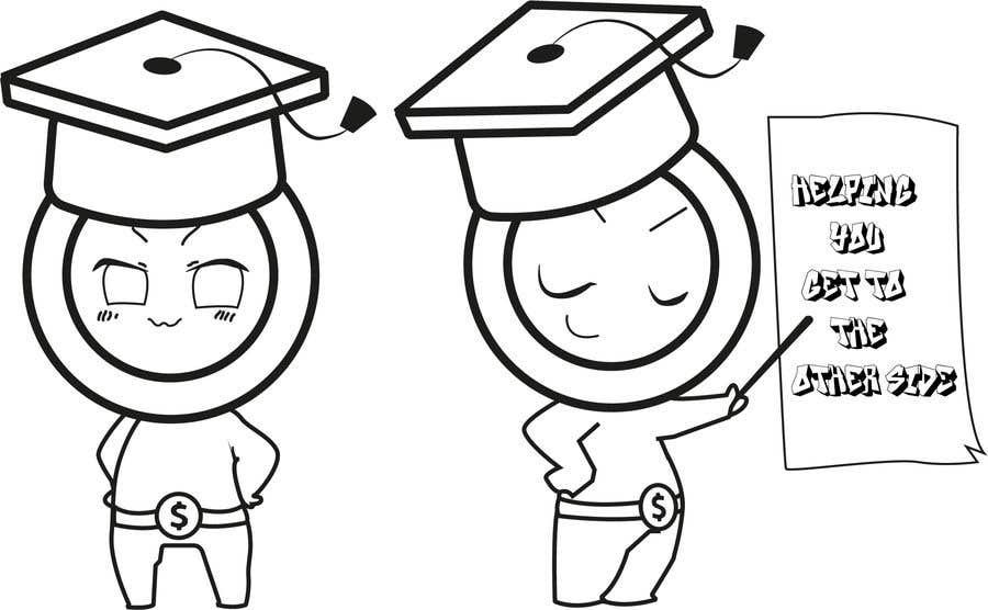 Penyertaan Peraduan #                                        4                                      untuk                                         Cartoon Mascot Contest