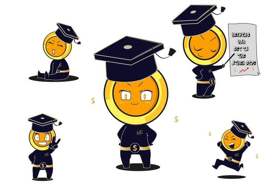 Konkurrenceindlæg #                                        25                                      for                                         Cartoon Mascot Contest