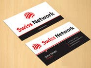 Business card 2-sided için Graphic Design18 No.lu Yarışma Girdisi