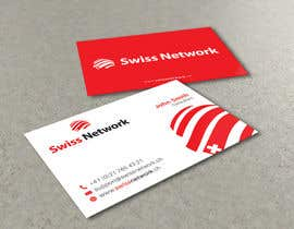 #7 para Business card 2-sided por sashadesigns