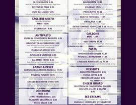 abhaypb tarafından Create an attractive menu design for Italian Cafe (Ocean Beach Hotel and Spa için no 27