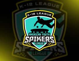 #86 for k-12 league Spikeball league logo by anwarbd25