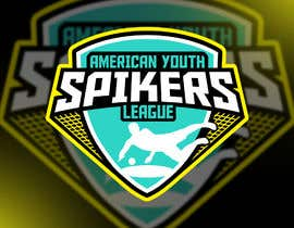 #107 for k-12 league Spikeball league logo by anwarbd25