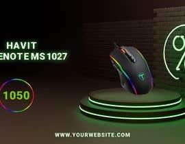 Nro 8 kilpailuun Design a Product Template for ecommerce website käyttäjältä abdullrhmankhal5