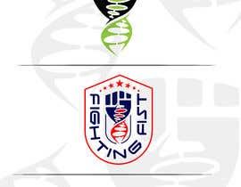 Nro 246 kilpailuun Fighting Fist Logo with DNA käyttäjältä anupghos