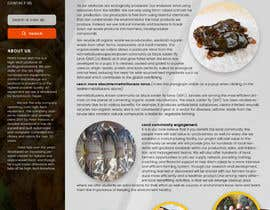 #38 для Make a unique graphic design for a Wordpress website от anusri1988