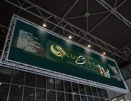 #142 untuk Design an store overhead signage for a Salon and Spa oleh shovagho