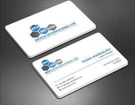 ahsanhabib5477님에 의한 Create new business card을(를) 위한 #1178