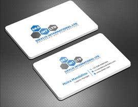 ahsanhabib5477님에 의한 Create new business card을(를) 위한 #1208