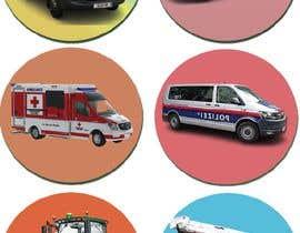#18 untuk Car Sticker oleh Designersumon25