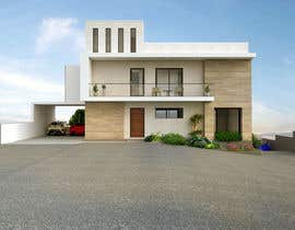 #34 for Need 3D exterior for my architectural drawings by acepcuyana