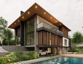 #44 for Need 3D exterior for my architectural drawings by sureshkrishnasur