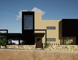 #38 for Need 3D exterior for my architectural drawings by milloamanmv