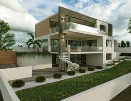 Nro 49 kilpailuun Need 3D exterior for my architectural drawings käyttäjältä indrabudiman80