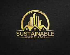 #847 untuk Sustainable Home Builder LOGO oleh graphicspine1
