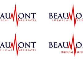 nº 1183 pour Company Logo - Beaumont Surgical Affiliates par psisterstudio
